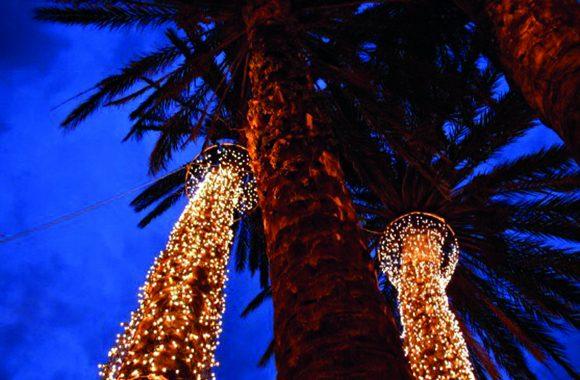 Weihnachtsfeier auf Sardinien